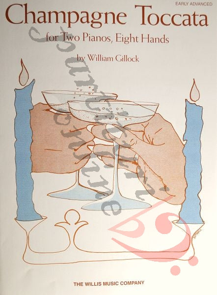 William Gillock: Champagne Toccata