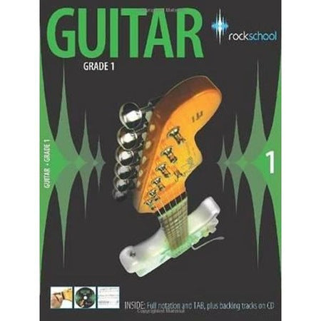 Rockschool Guitar - Grade 1