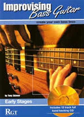 Improvising Bass Guitar Book 1