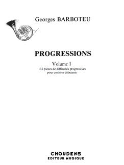 Georges Barboteu: Progressions Volume 1