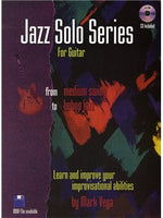 Mark Vega: Jazz Solo Series (Guitar)