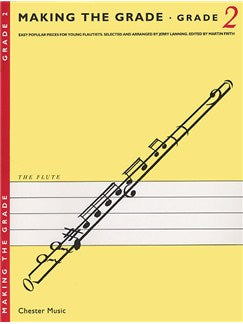 Making The Grade: Grade Two (Flute)