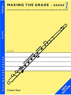Making The Grade: Grade One - Revised Edition (Flute)