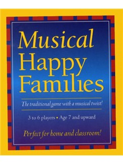Musical Happy Families: Quartet