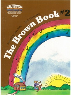 Rainbow: Brown Book 2 - Early Elementary