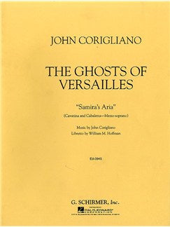 John Corigliano: Samira's Aria (Cavatina) From 'The Ghosts Of Versailles'