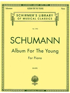 Robert Schumann: Album For The Young Op. 68