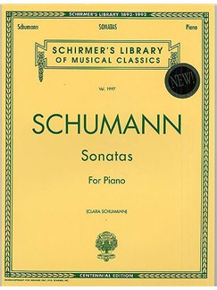 Robert Schumann: Sonatas For Piano