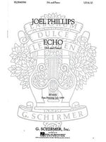 Joel Phillips: Echo