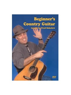 Fred Sokolow: Beginner's Country Guitar