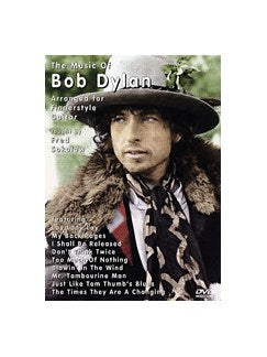 Fred Sokolow: The Music Of Bob Dylan