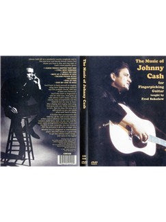 Fred Sokolow: The Music Of Johnny Cash For Fingerpicking Guitar (DVD)