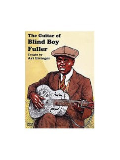 The Guitar Of Blind Boy Fuller