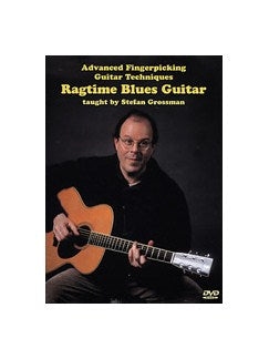 Stefan Grossman: Ragtime Blues Guitar