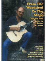 From The Woodshed To The Stage - Volume One