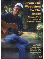 From The Woodshed To The Stage - Volume Two