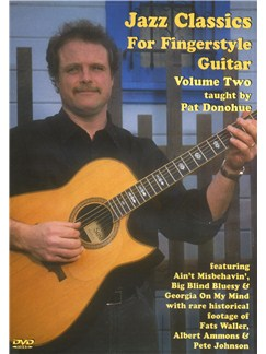 Jazz Classics For Fingerstyle Guitar - Volume 2
