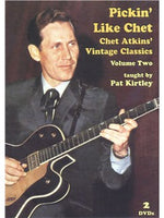 Pat Kirtley: Pickin' Like Chet - Chet Atkins' Vintage Classics (Volume Two)