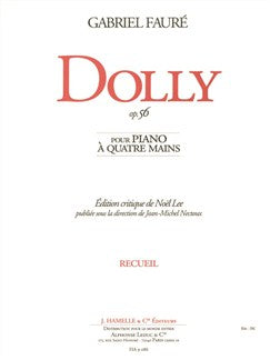 Dolly Pour Piano À Quatre Mains, Op. 56