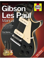 Haynes Gibson Les Paul Manual 2nd Ed. (Paper Back)