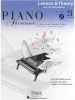 Piano Adventures: Lesson And Theory Book - Level 2A (Book/CD)