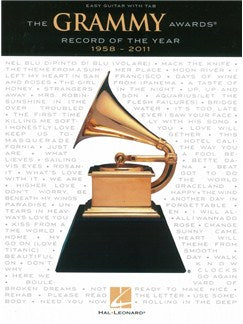 The Grammy Awards® Record Of The Year 1958-2011 - Easy Guitar Tab