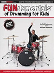 Modern Drummer Presents: FUNdamentals™ Of Drumming For Kids (Book/DVD)
