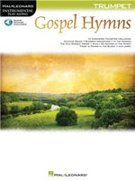 Gospel Hymns for Trumpet (Book/Audio)