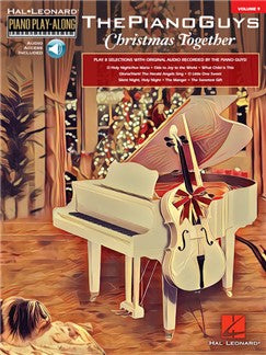 The Piano Guys: Christmas Together - Piano Play-Along Volume 9