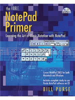 The Finale® NotePad Primer - Learning The Art Of Music Notation With NotePad