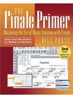 Bill Purse: The Finale® Primer - 3rd Edition