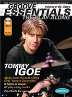 Tommy Igoe: Groove Essentials Volume 1 - The Play-Along