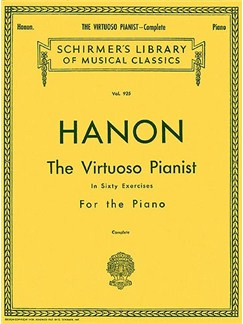 Hanon: The Virtuoso Pianoist In Sixty Exercises For The Piano (Complete)