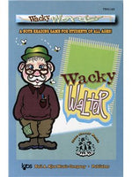 Wacky Words: Wacky Walter