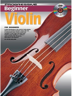 Peter Gelling: Progressive Beginner Violin