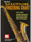 William Bay: Saxophone Fingering Chart