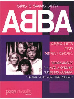 Sing 'n' Swing With ABBA (SATB)