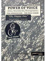 Power Of Voice - Oh, Happy Day (Für Frauenchor SSA)