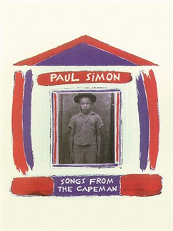 Simon Paul Songs From The Cape Man