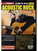 Lick Library: Learn To Play Easy Acoustic Rock Volume 2
