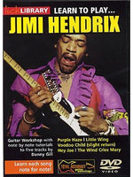 Lick Library: Learn To Play Jimi Hendrix
