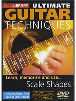 Lick Library: Ultimate Guitar Techniques - Scale Shapes