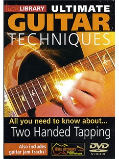 Lick Library: Ultimate Guitar Techniques - Two Handed Tapping