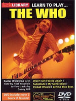 Lick Library: Learn To Play The Who