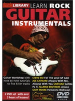 Lick Library: Learn Rock Guitar Instrumentals