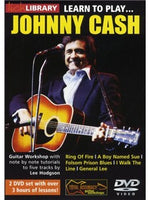 Lick Library: Learn To Play Johnny Cash