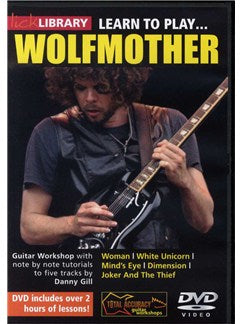 Lick Library: Learn To Play Wolfmother