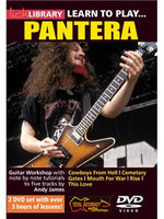 Lick Library: Learn To Play Pantera