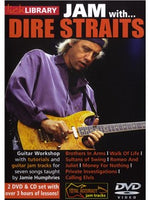 Lick Library: Jam With Dire Straits