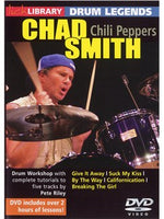 Lick Library: Drum Legends - Chad Smith